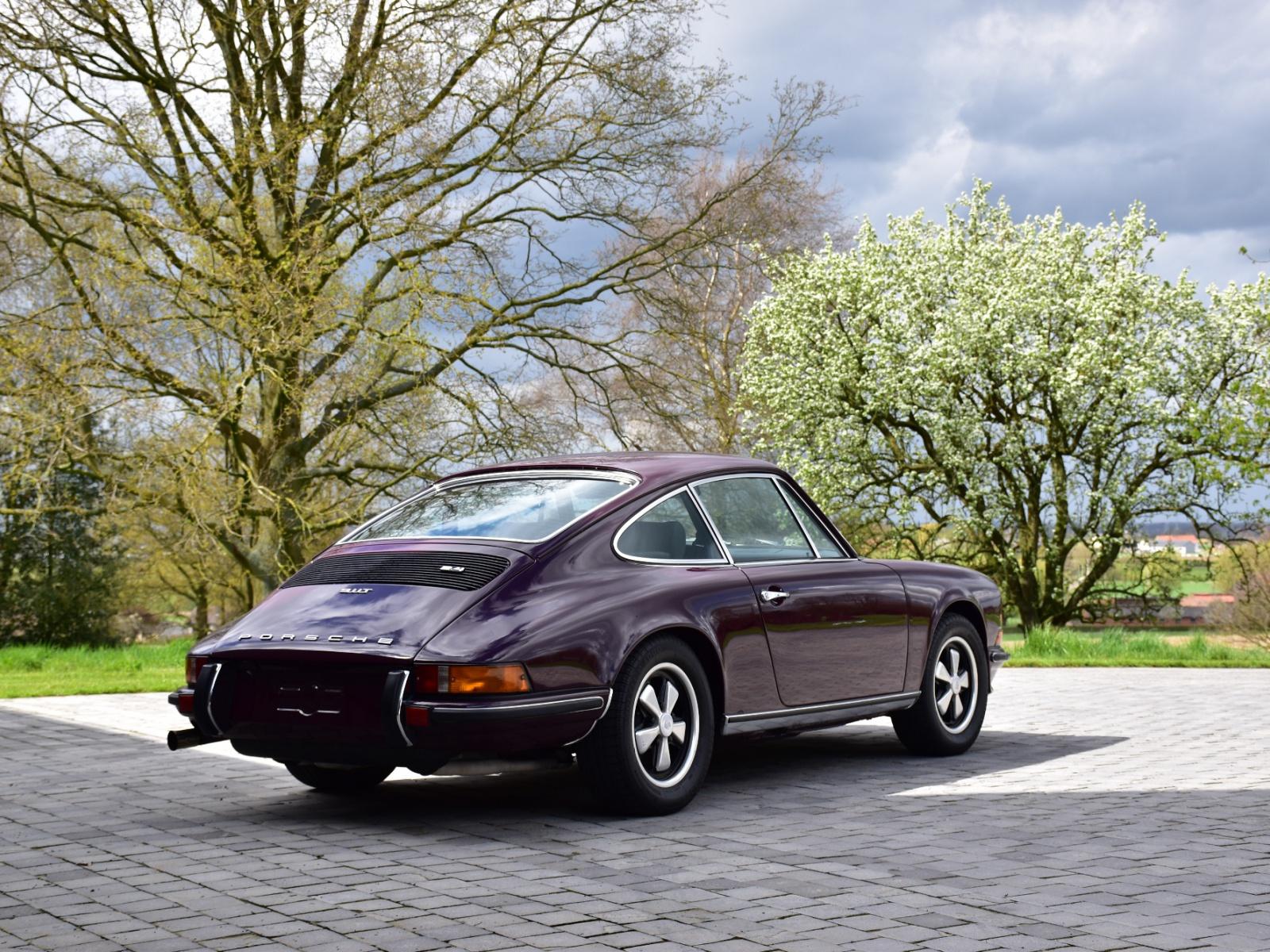 1973 porsche 911 2.4 t - turn8 cars