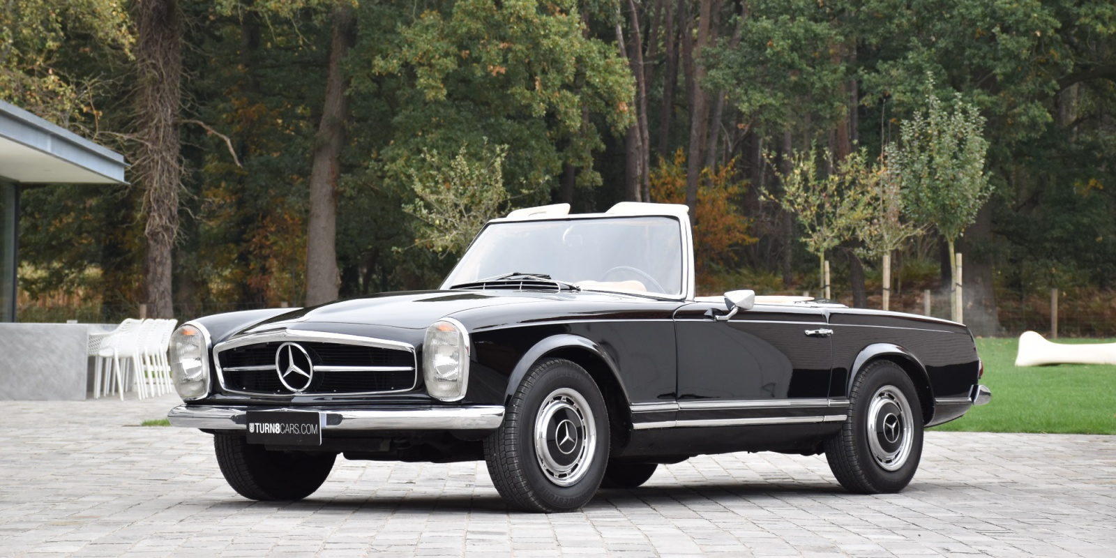 1967  Mercedes Benz 250 SL